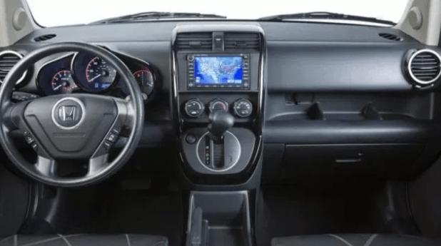 2020 Honda Element Interior