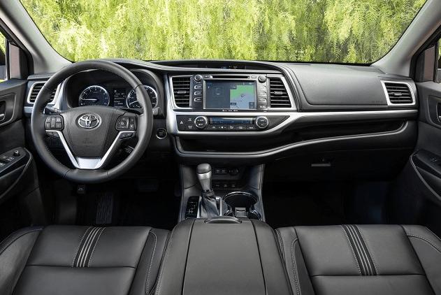 2021 Toyota Highlander Interior