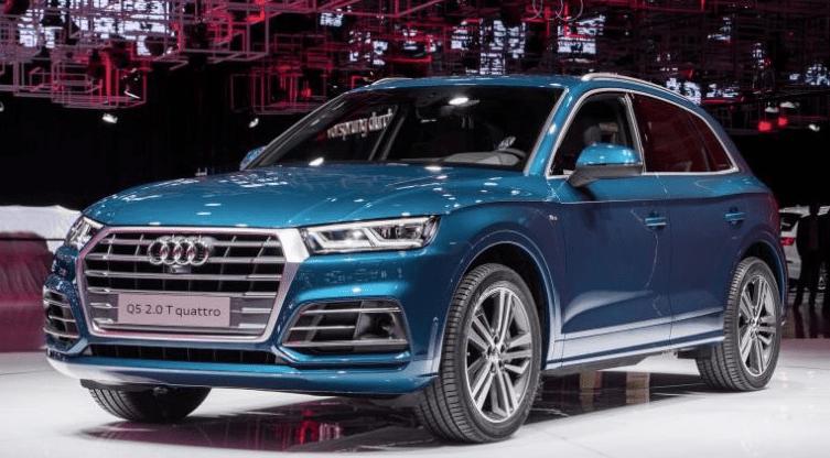 2021 Audi Q5 Changes