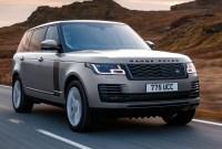 2020 Range Rover Vogue Drivetrain
