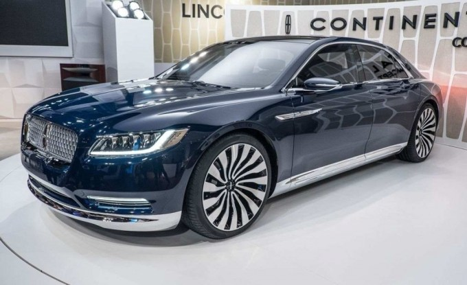 2020 lincoln town car specs price news and release date