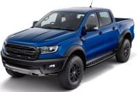 2021 Ford Ranger Raptor Spy Photos