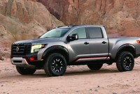 2021 Nissan Titan Warrior Release date