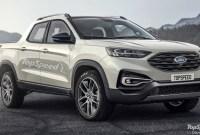 2021 Ford Ranchero Spy Photos