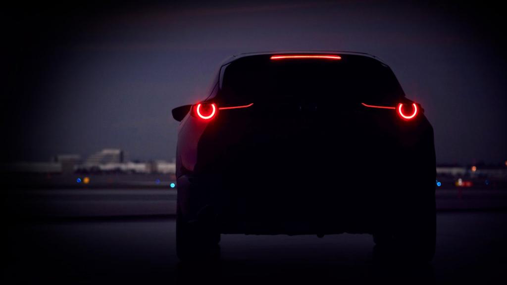 2021 Mazda CX5 Interior