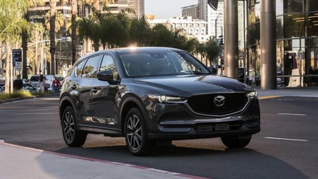 2021 Mazda CX5 Wallpaper