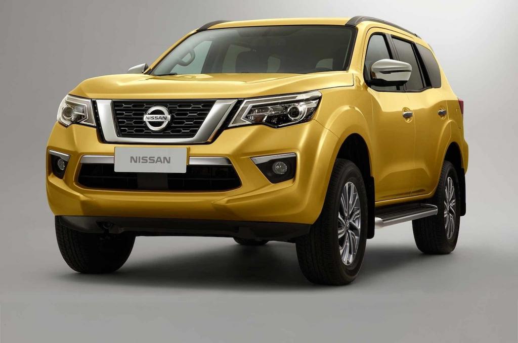 2021 Nissan Xterra Interior