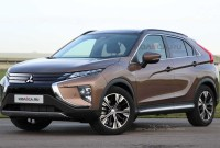 2021 Mitsubishi Eclipse Cross Wallpapers