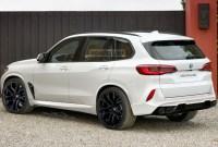 2021 BMW X5 M Drivetrain