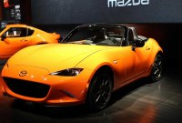 2021 Mazda MX5 Miata Drivetrain