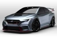 2021 Subaru WRX STI Images