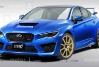 2021 Subaru WRX STI Spy Photos