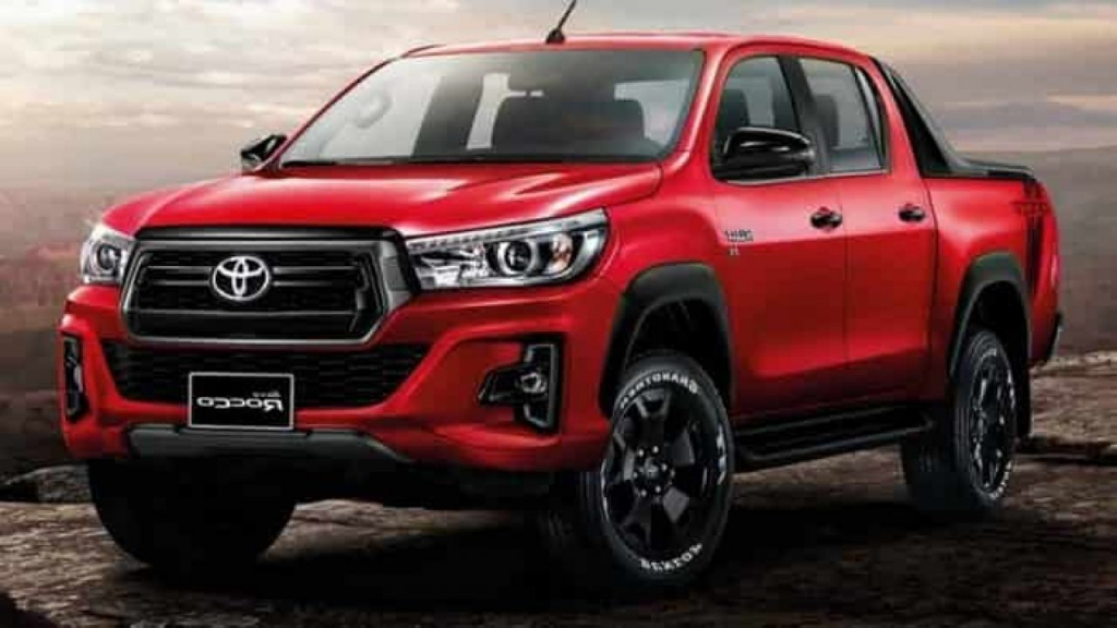 2021 Toyota Hilux Release Date