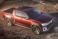 2021 VW Atlas Tanoak Redesign