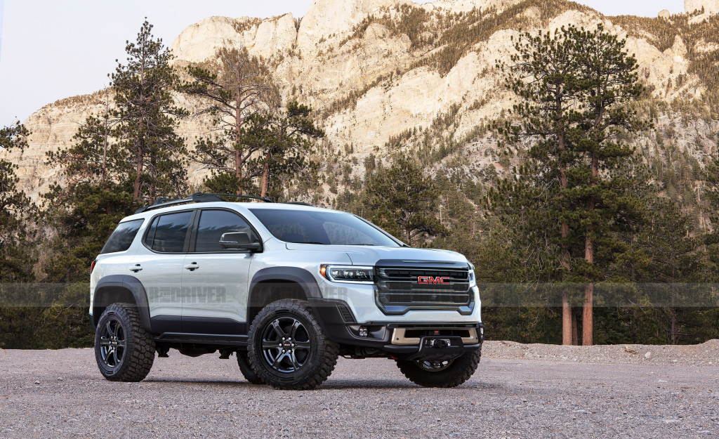 2022 Chevrolet Colorado Redesign