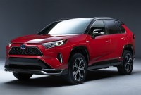 2022 Toyota RAV4 Spy Photos