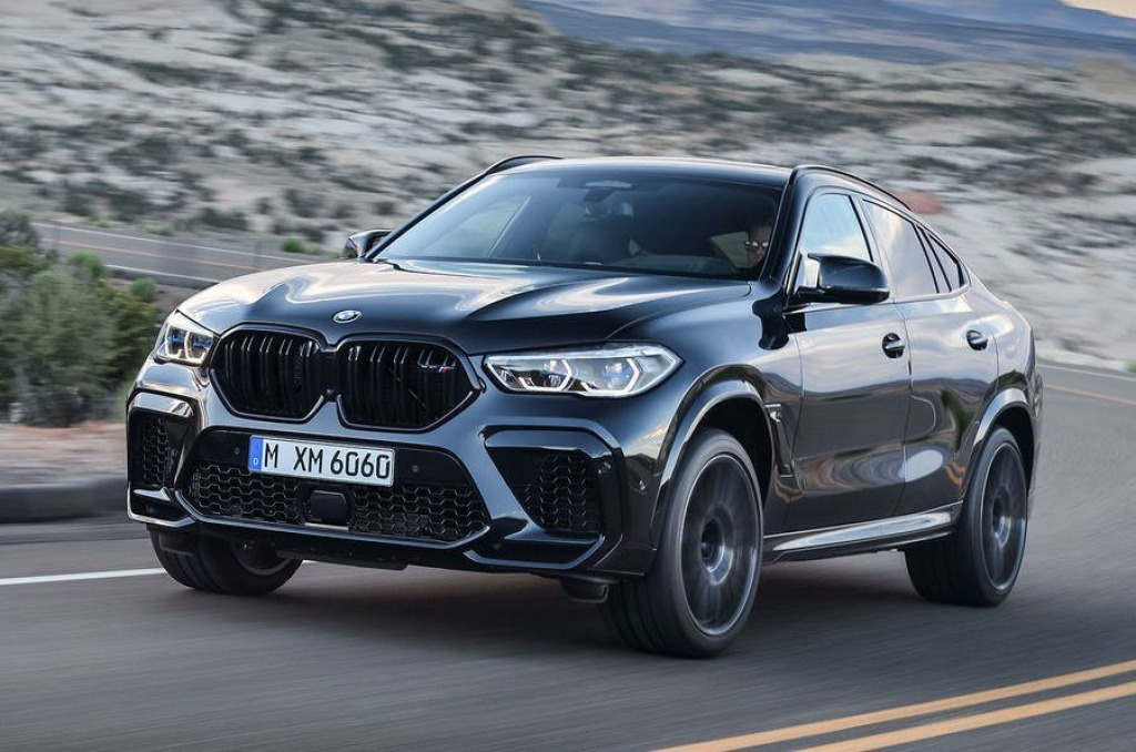 2022 BMW X6 Wallpaper