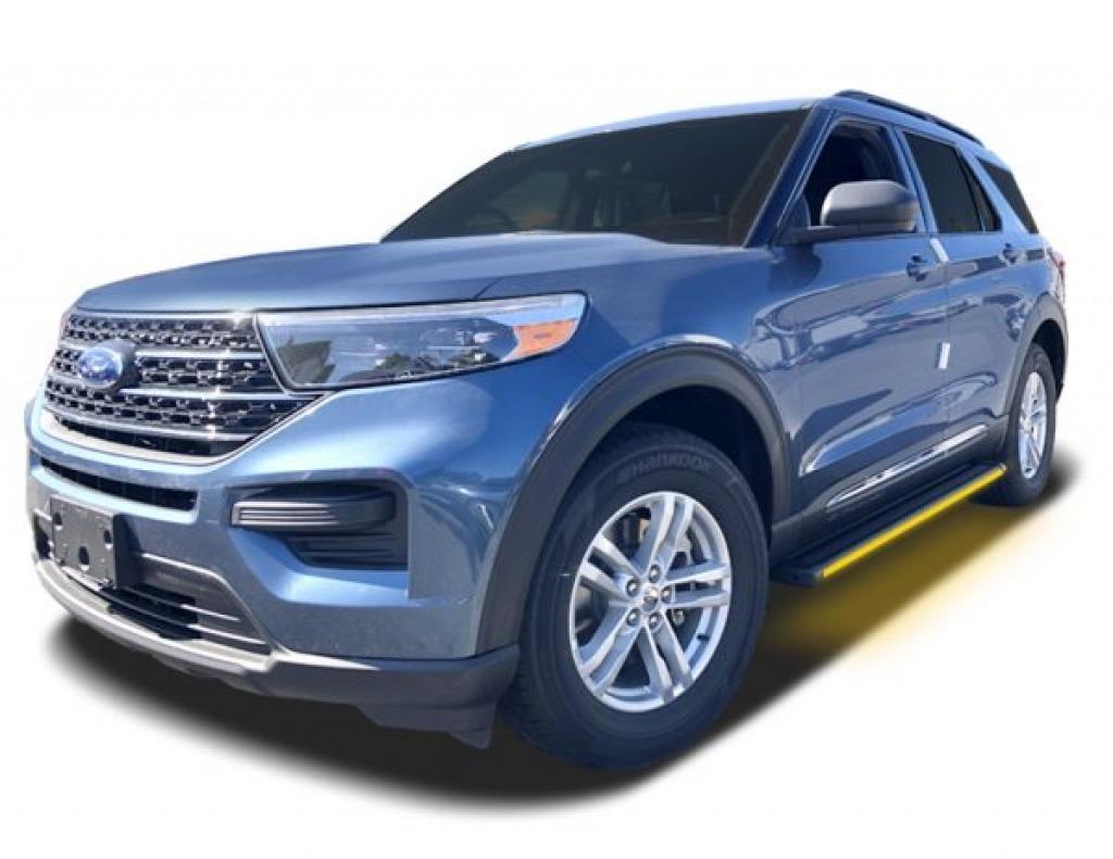 2022 Ford Explorer Redesign