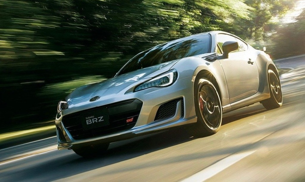 2022 Subaru BRZ Turbo Powertrain