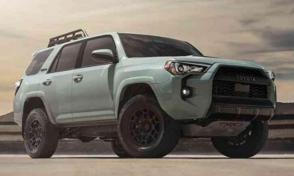 2022 Toyota 4Runner Powertrain