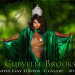 Chevelle Brooks Miss Gay USofA Classic 2014