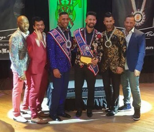 Mr Gay USofA 2016 Formers