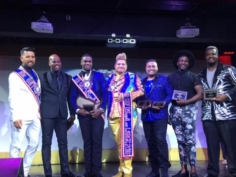 Congratulations Ade Tajoure, Mr. Gay USofA At Large 2017!!!