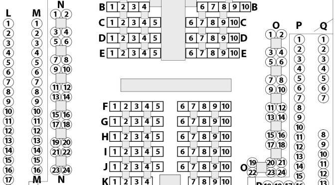 Station 4 Seating Chart