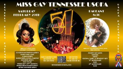 Miss Gay Tennessee USofA 2020