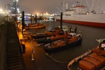 boats, Hamburg, 26 nov. 2012
