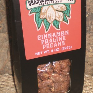 Cinnamon Praline Pecans