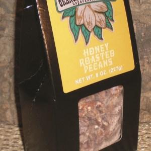Honey Roasted Pecans