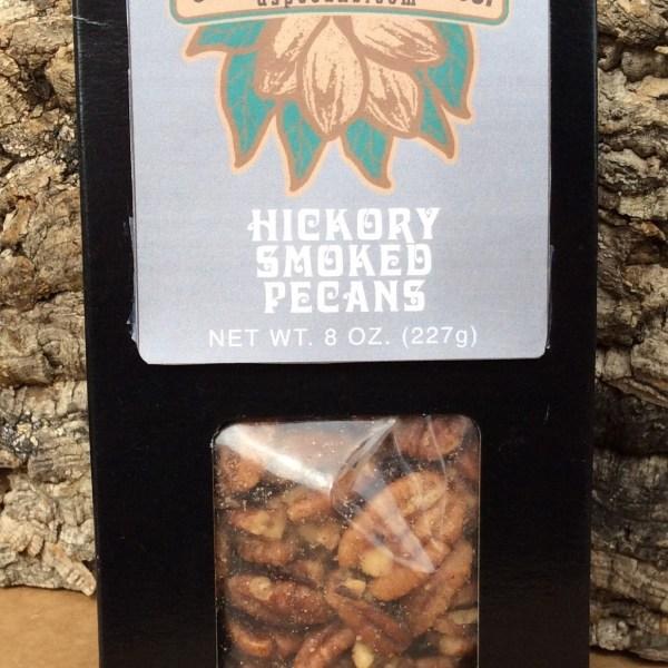 Hickory Smoked Pecans