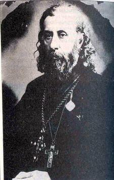 Протоиерей Дмитрий Любимов (впоследствии епископ Гдовский).