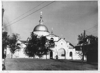 Иоанно-Златоустовская церковь г. Астрахани