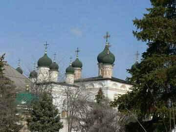 Троицкий собор и монастырь г. Астрахани