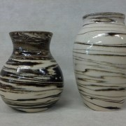 PM and Aneto Mix.  Made by Robert Reckers @ Salt Creek Pottery
