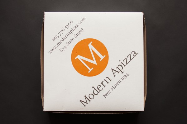 Modern Apizza Box