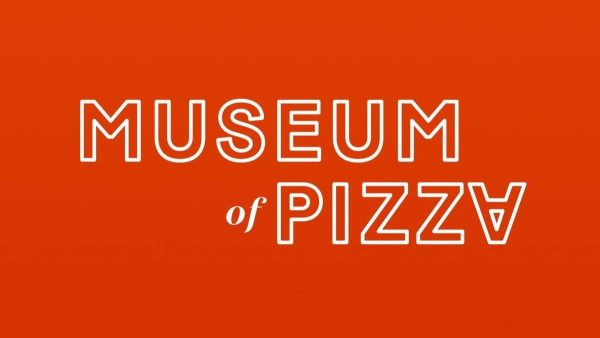 Museum of Pizza logo