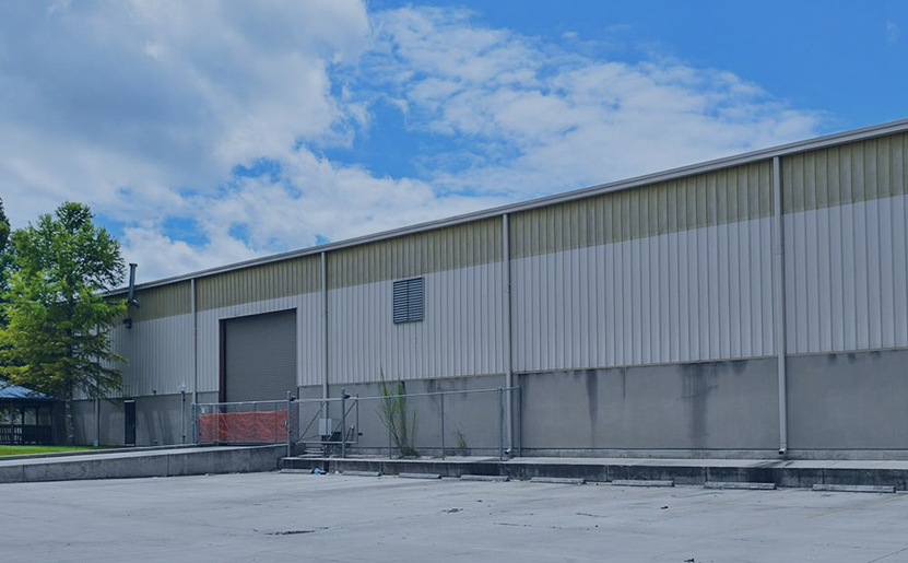 US Port Services 100000 SQ FT Warehouse Savannah GA
