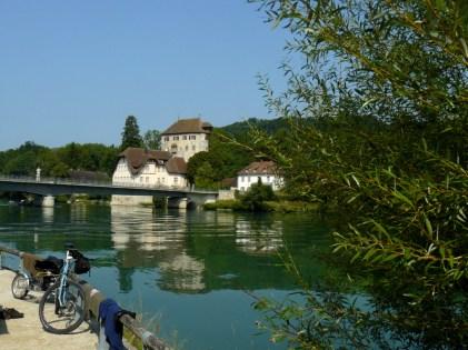 Au bord du Rhin, Tour de Suisse 2012
