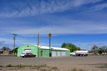 Fire Station Green River