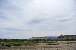 Henry Mountains et désert