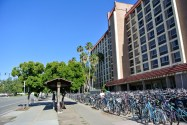 Bike park University of California Santa Barbara