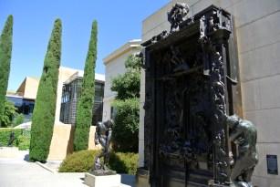 Standford Rodin les portes de l'enfer
