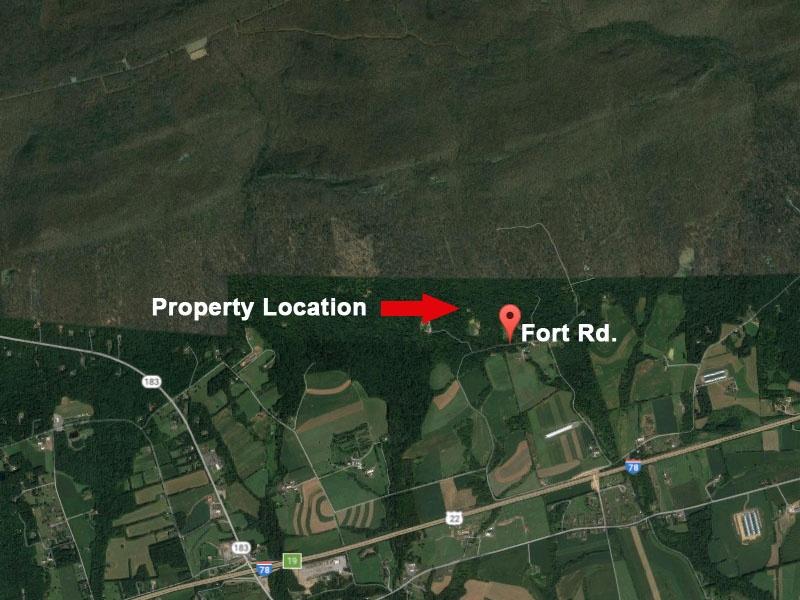 County Map Berks City Pa