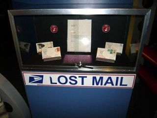 USPS Lost or Late Mail and Post