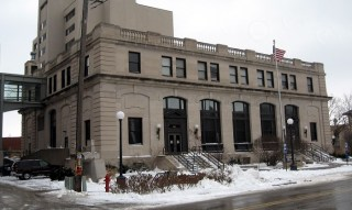 Iowa City Post Office: An Iconic Building of the City