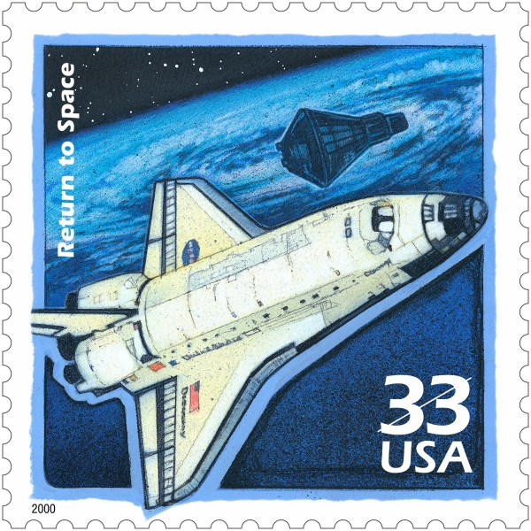 Hubble | USPS Stamp of Approval