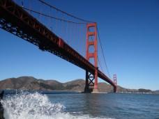 San Francisco (9) Golden Gate Bridge